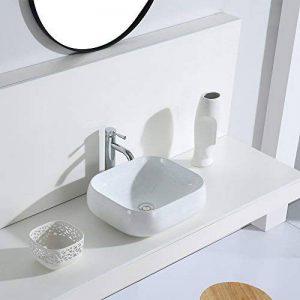 vasque rectangulaire céramique TOP 12 image 0 produit