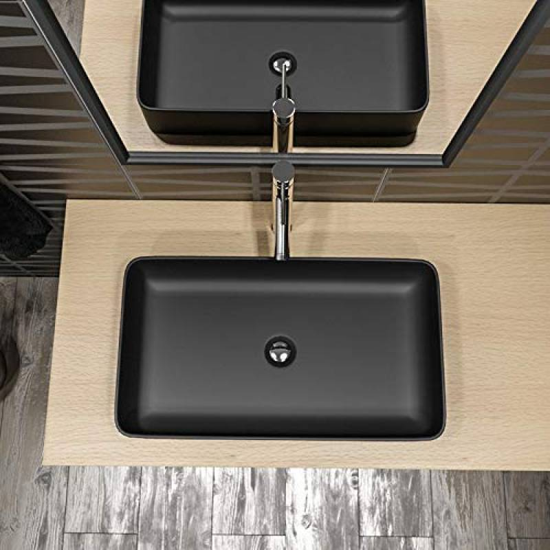 Vasque salle de bain noir ; trouver les meilleurs produits ...
