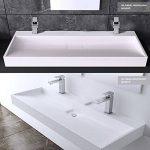 évier salle de bain suspendu TOP 5 image 3 produit