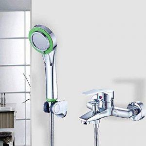 Vinteky® Robinet de baignoire cascade avec douche à main Salle de bains de la marque Vinteky image 0 produit