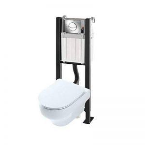 Wirquin WC Suspendu Harmony avec Cuvette - sans Bride de la marque WIRQUIN image 0 produit