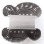 WJkuku - Porte-éponge d'évier de cuisine - Panier suspendu de type égouttoir - Panier double usage - Égouttoir créatif - Fabriqué en Chine de la marque WJkuku image 2 produit